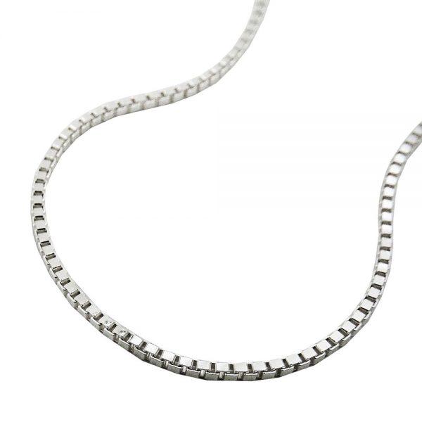 Boite a chaine diamantee en argent 925 Krossin bijoux en argent 45cm 106100 45xx