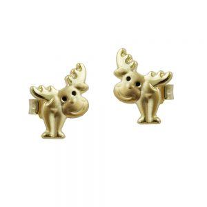 Boucles d oreilles 9k or 430888xx
