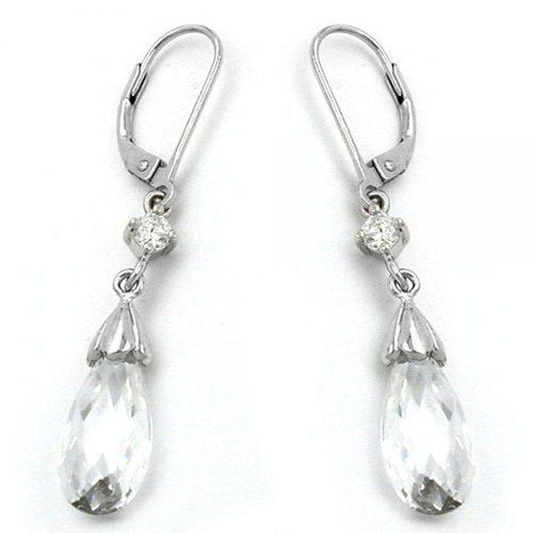 Boucles oreilles a levier argent 925 Krossin bijoux en argent 93213xx