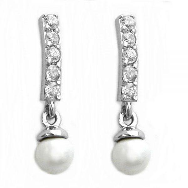 Boucles oreilles argent 925 Krossin bijoux en argent 93218xx