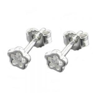 Boucles oreilles en Zircon argent 925 Krossin bijoux en argent 90622xx