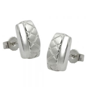 Boucles oreilles pendantes argent 925 Krossin bijoux en argent 91934xx