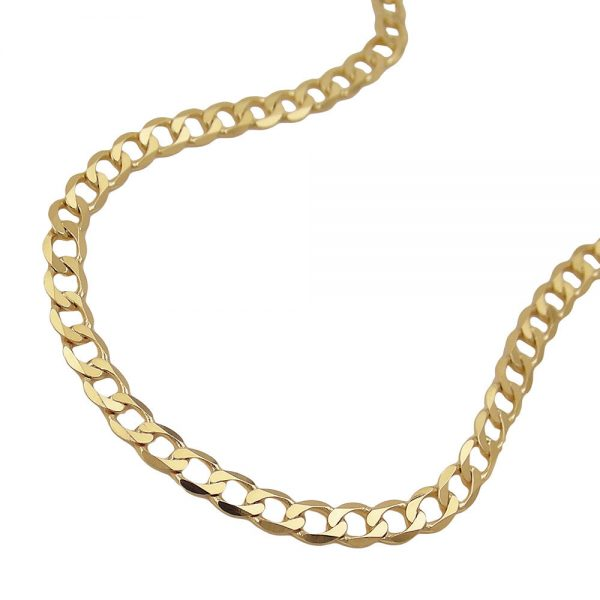 Bracelet 19cm ouvert bordure 14k or 502006 19xx
