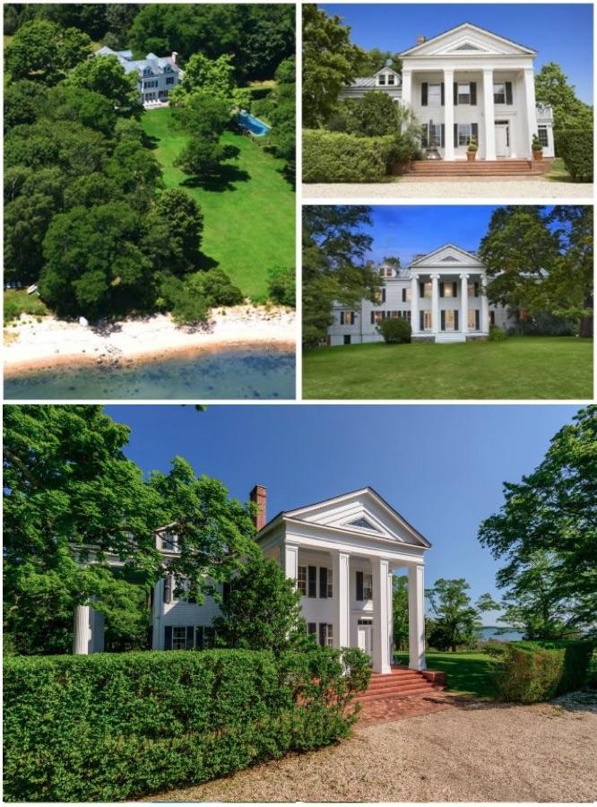 Christie Brinkley top 10 des maisons de stars les plus chers Krossin bijouterie