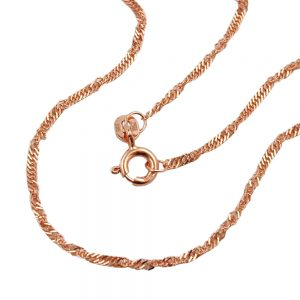 Collier  45cm 14k rouge or 518007 45xx