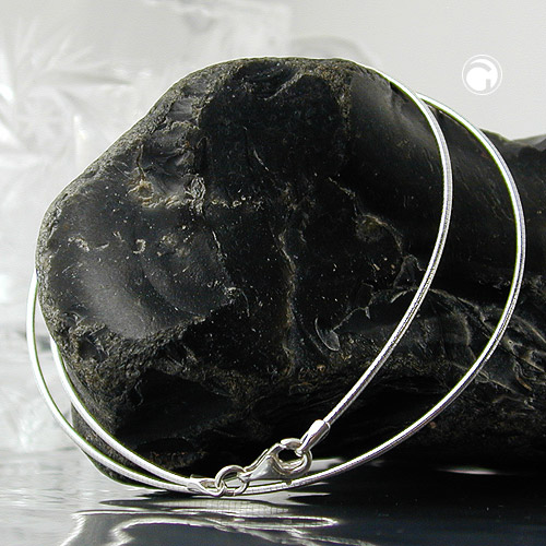 Collier chaine ronde argent 925 Krossin bijoux en argent 138007x
