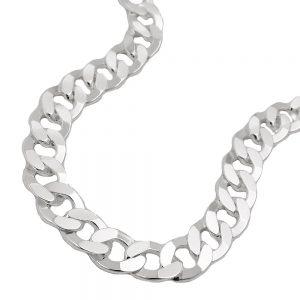 Collier gourmette 45cm argent 925 Krossin bijoux en argent 101050 45xx