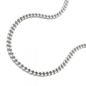 Collier gourmette 70cm argent 925 Krossin bijoux en argent 101501 70xx