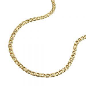 Collier mince chaine mariner 45cm 9k or 505007 45xx