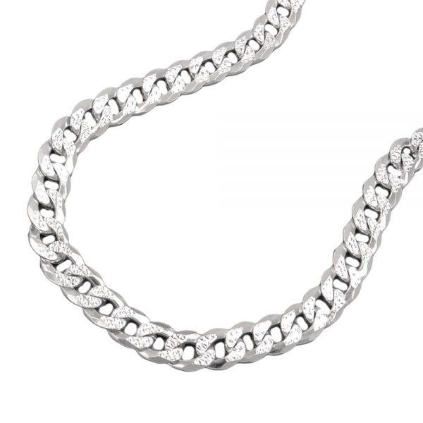 Collier ouvert gourmette argent 925 Krossin bijoux en argent 101046 45xx