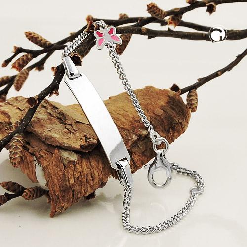 Id bracelet gourmette chaine argent 925 Krossin bijoux en argent 135401 14x