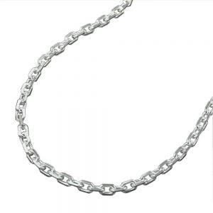 Mince chaîne dancre en argent 925 Krossin bijoux en argent 45cm 111037 45xx