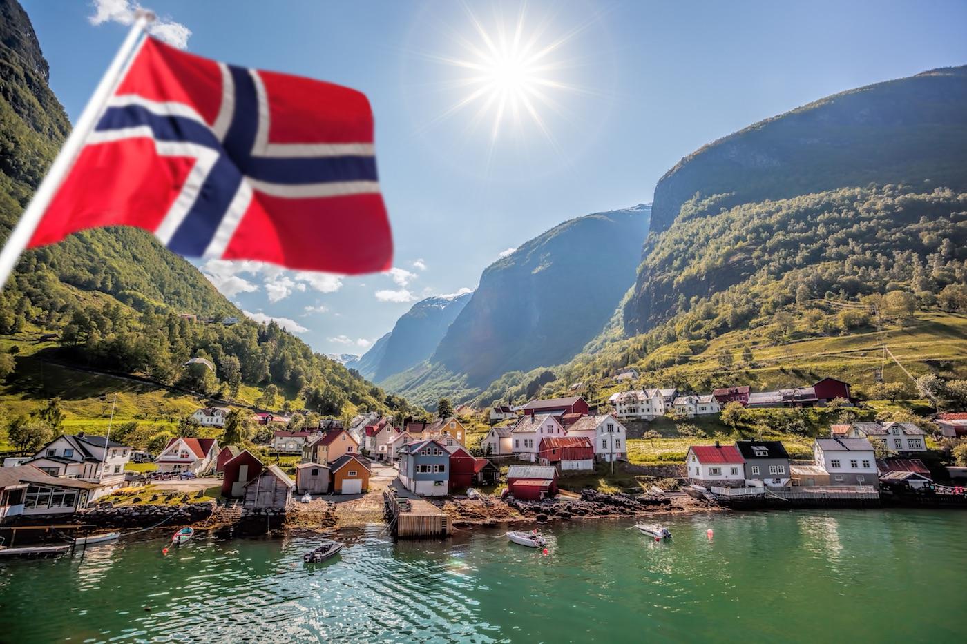 Norvège 1er pays le plus developpé du monde Krossin