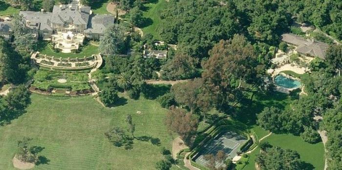 Oprah Winfrey top 10 des maisons de stars les plus chers Krossin bijouterie
