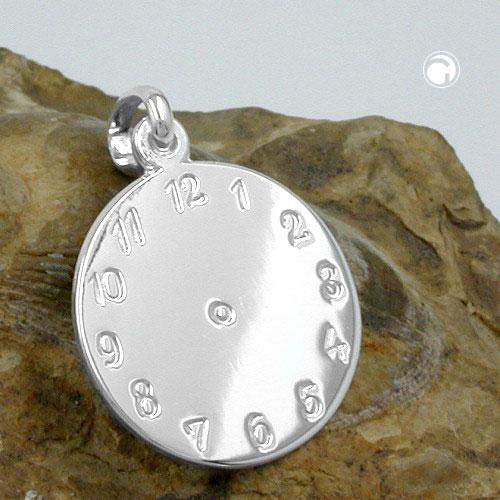 Pendentif bebe bapteme argent 925 Krossin bijoux en argent 90080x