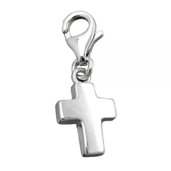 Pendentif charme croix argent 925 Krossin bijoux en argent 93383xx
