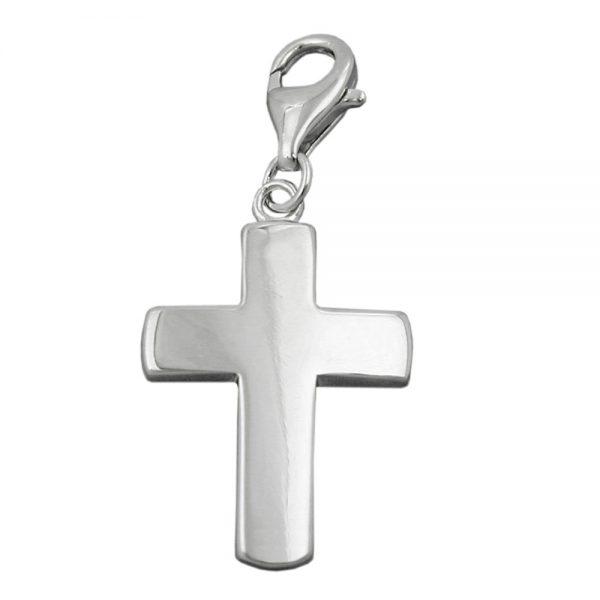 Pendentif charme croix argent 925 Krossin bijoux en argent 93432xx
