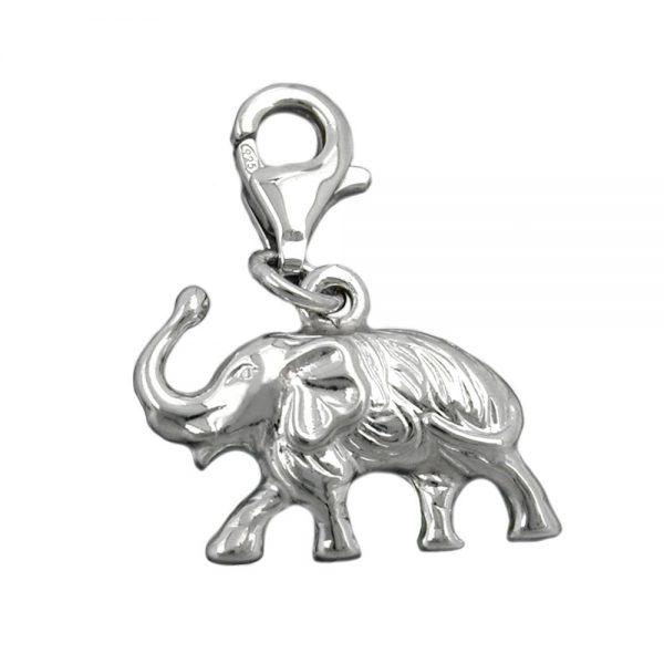 Pendentif charme elephant argent 925 Krossin bijoux en argent 93376xx