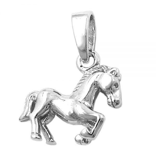 Pendentif cheval en argent 925 Krossin bijoux en argent 93263xx