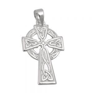 Pendentif croix celtique argent 925 Krossin bijoux en argent 91088xx