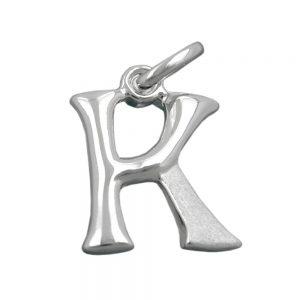 Pendentif initial k argent 925 Krossin bijoux en argent 91440kxx
