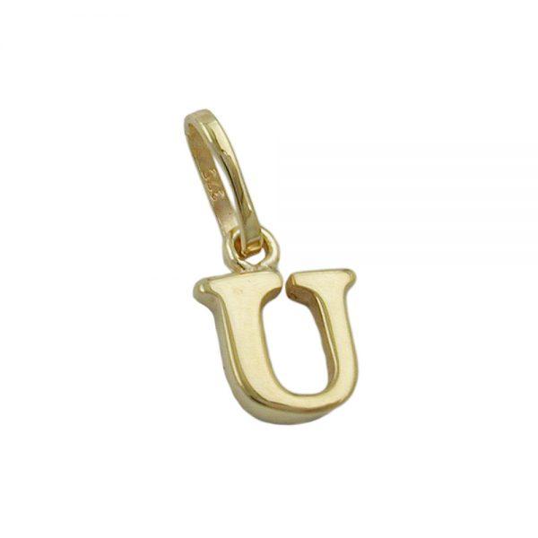 Pendentif initiale en or 9 carats 430870xx