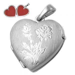 Pendentif medaillon argent 925 Krossin bijoux en argent 90578xx