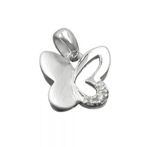 Pendentif papillon argent 925 Krossin bijoux en argent 91782xx