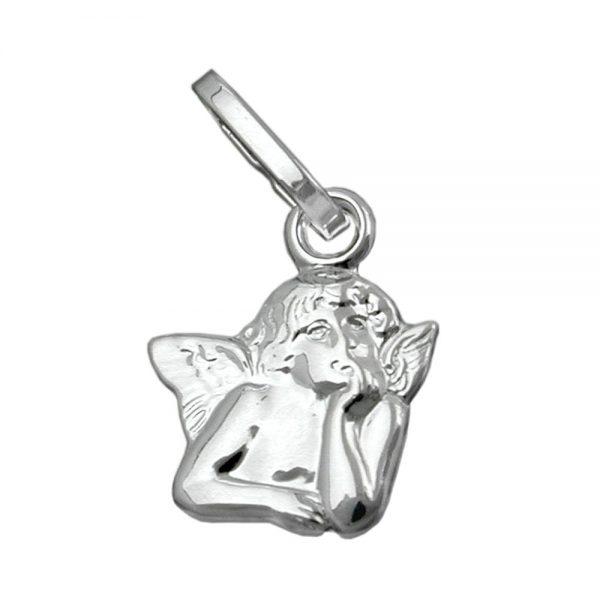 Pendentif petit ange en argent 925 Krossin bijoux en argent 90813xx