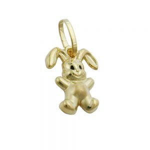 Pendentif petit lapin en or 9 carats 430037xx
