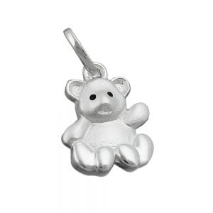 Pendentif petit ours en argent 925 Krossin bijoux en argent 90916xx