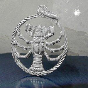 Pendentif zodiaque cancer argent 925 Krossin bijoux en argent 91007x