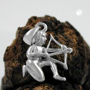 Pendentif zodiaque cancer argent 925 Krossin bijoux en argent 93152x
