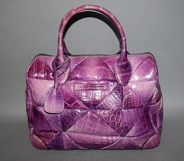 Sac Marc Jacobs Carolyn Crocodile - Top 10 des sacs les plus chers du monde - Krossin
