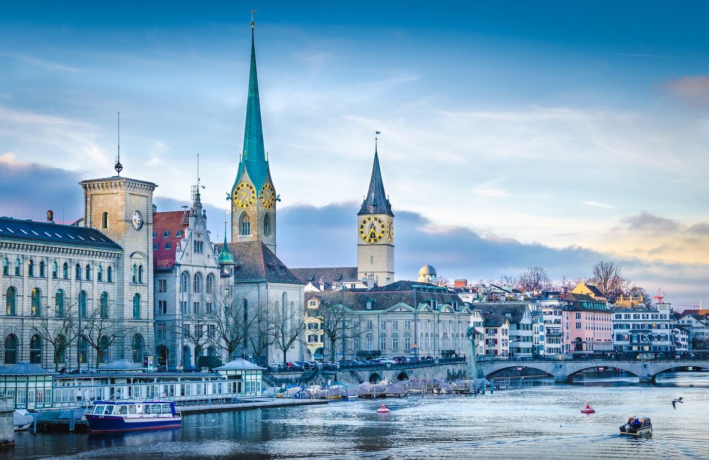 Suisse 3ème pays le plus developpé du monde Krossin