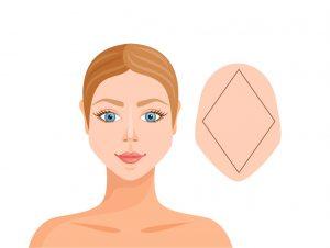 Visage diamant Krossin Bijouterie Choisir ces boucles d'oreilles pour un visage en forme de losange