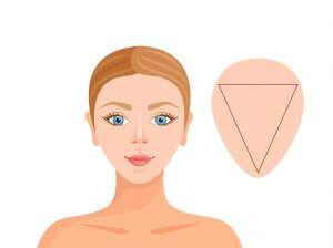 Visage triangle inversé Krossin Bijouterie Choisir ces boucles d'oreilles pour un visage en forme de triangle inversé