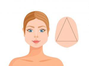Visage triangle Krossin Bijouterie Choisir ces boucles d'oreilles pour un visage en forme de triangle
