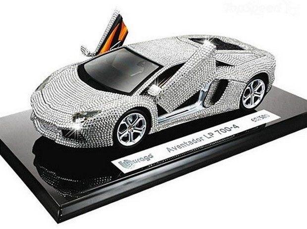 Voiture miniature Lamborghini - Jouets les plus chers du monde- Krossin Bijoux pour enfants