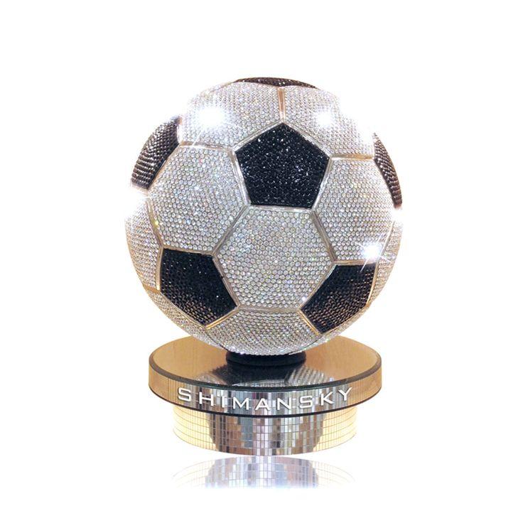 Balle de football Shimansky - Jouets les plus chers du monde- Krossin Bijoux pour enfants