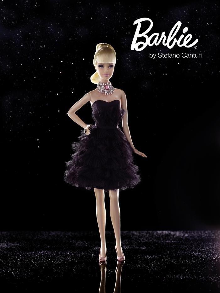 Barbie Diamant - Jouets les plus chers du monde- Krossin Bijoux pour enfants