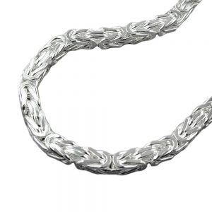 chaine byzantine en argent collier collection bijoux krossin