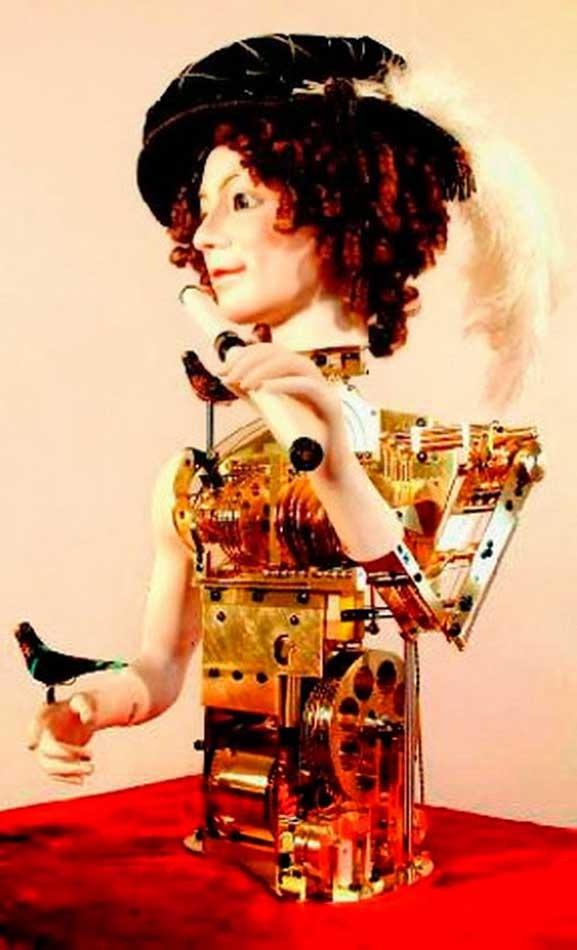Dresseur oiseau - Jouets les plus chers du monde- Krossin Bijoux pour enfants
