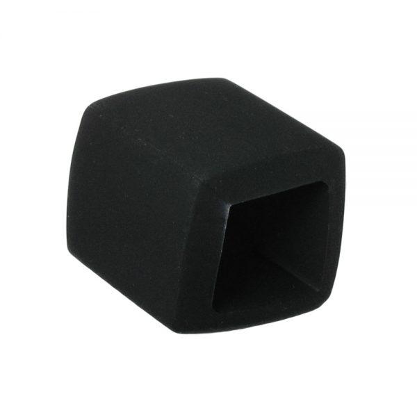 echarpe perle inclinee noir mat 04200xx