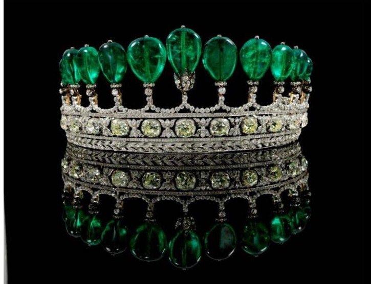 tiaire diamant emeraude bijoux les plus chers du monde krossin